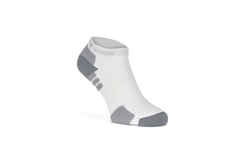 Tour Lite no show sock (White)