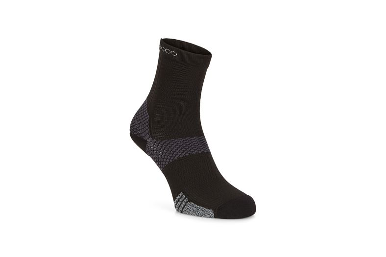 Tour Lite crew sock (Black)