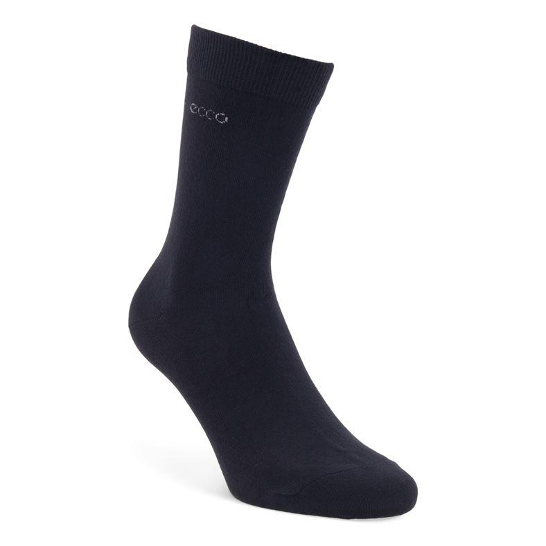 Socks 3-pack Mens (أسود)