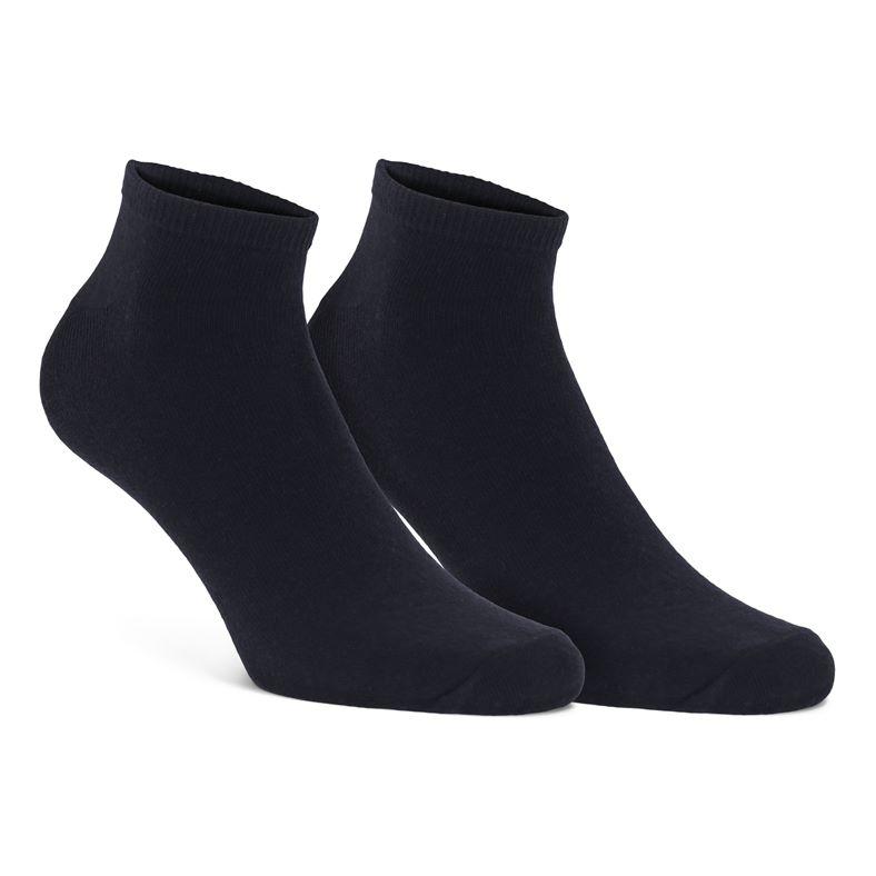 Socks 2-pack Unisex (Black)