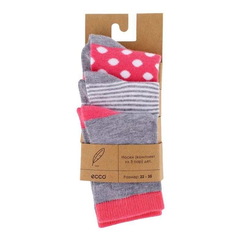 Socks 3-pack Kids (Multicolor)