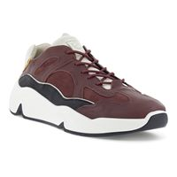 CHUNKY SNEAKER M (Rosso)