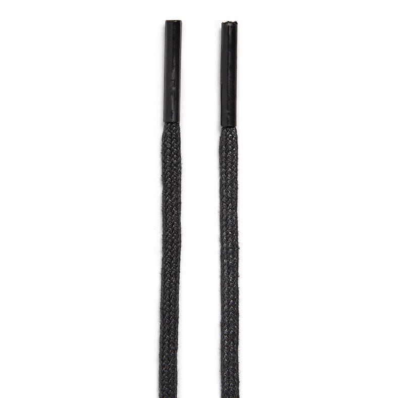 ECCO Flat Laces 3mm (Black)