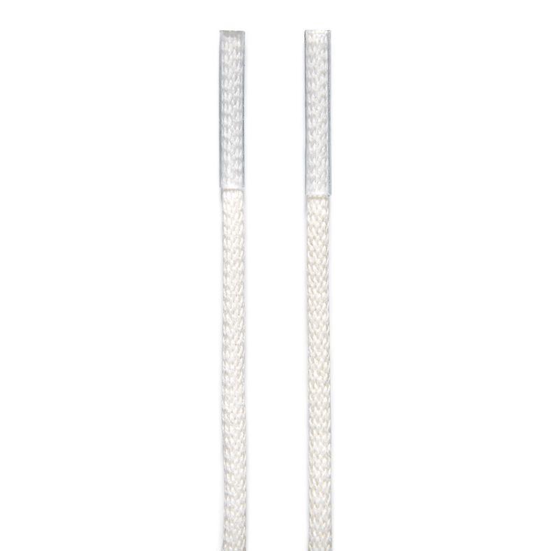 ECCO Round Laces (Blanco)