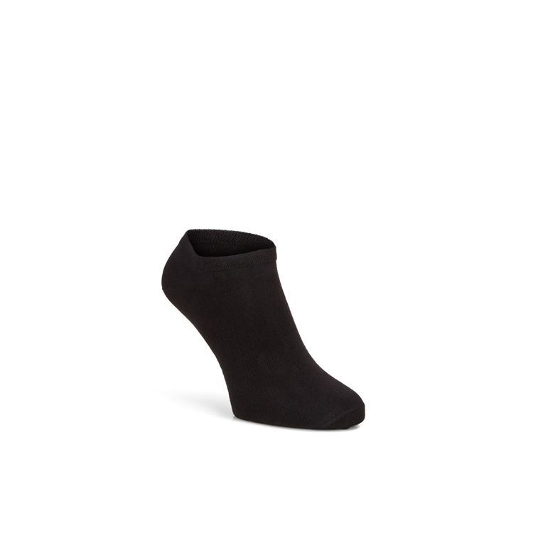 Soft Touch No-Show Sock ( (Negro)