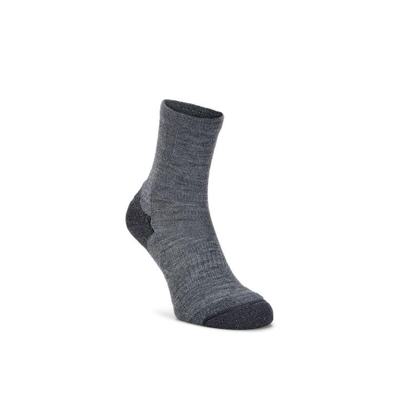 ECCO Outdoor Crew Sock (Gris)