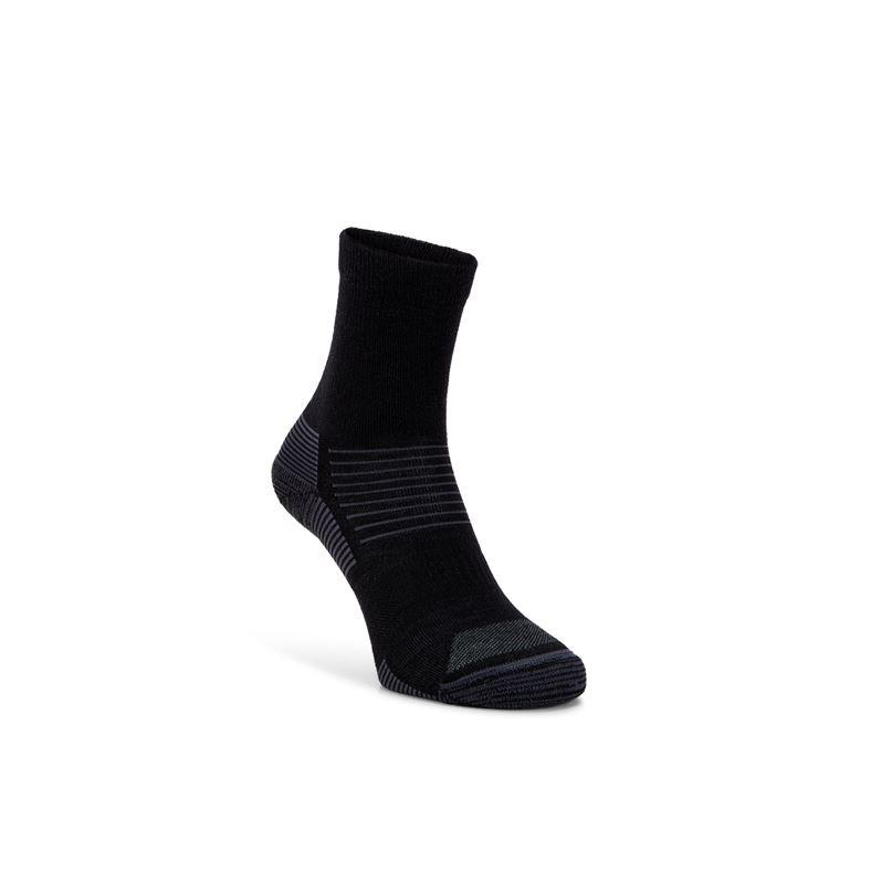 ECCO Everyday Crew Sock (Negro)