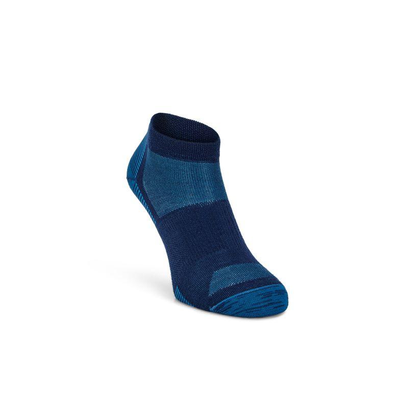 ECCO Everyday Quarter Sock (Blue)