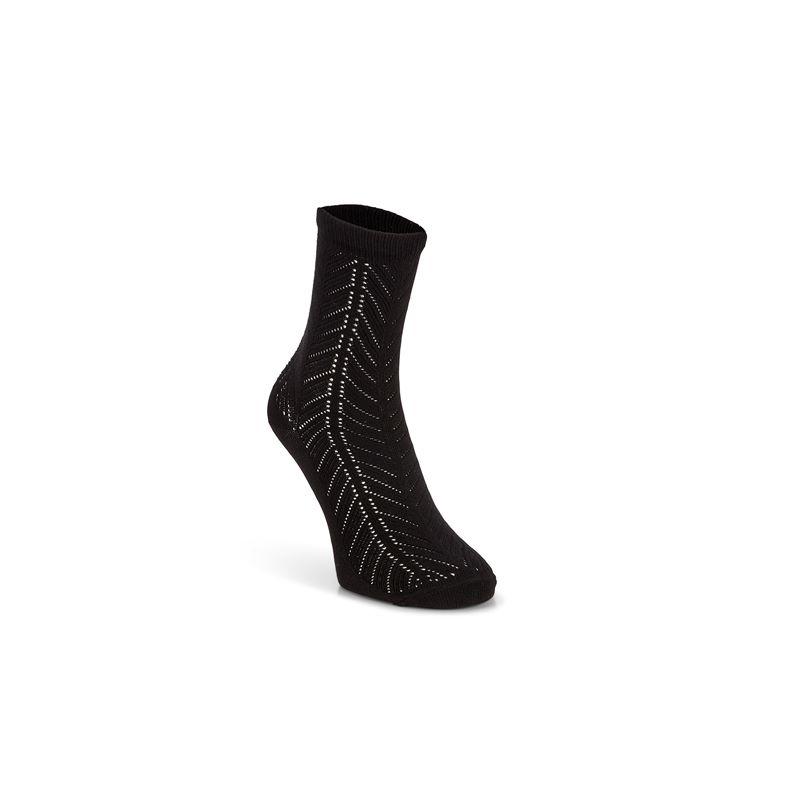 Herringbone Socks Women's (Negro)
