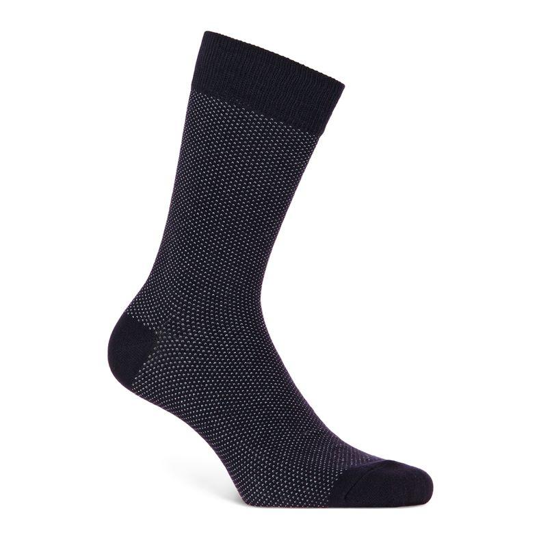Birdseye Socks Men's (Negro)