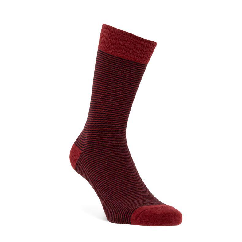 Fine Stripes Socks M