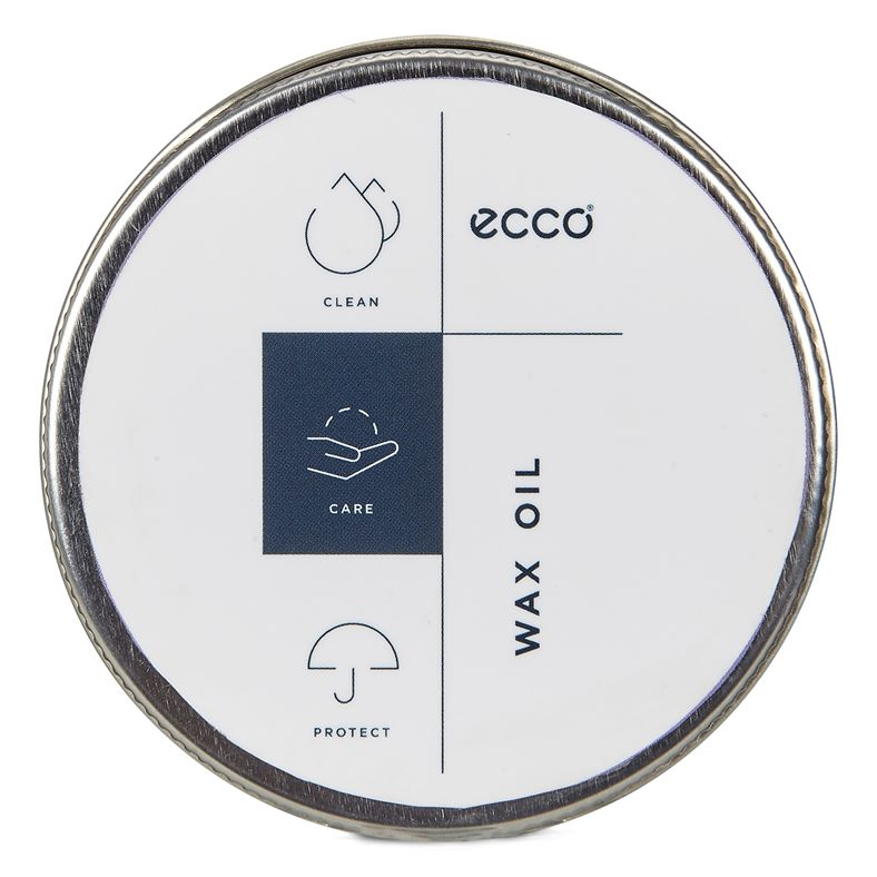 ECCO Wax Oil (Bianco)