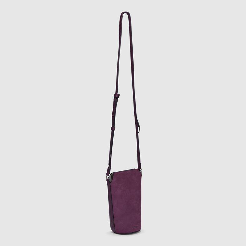 ECCO Hybrid Pot Bag (Purple)