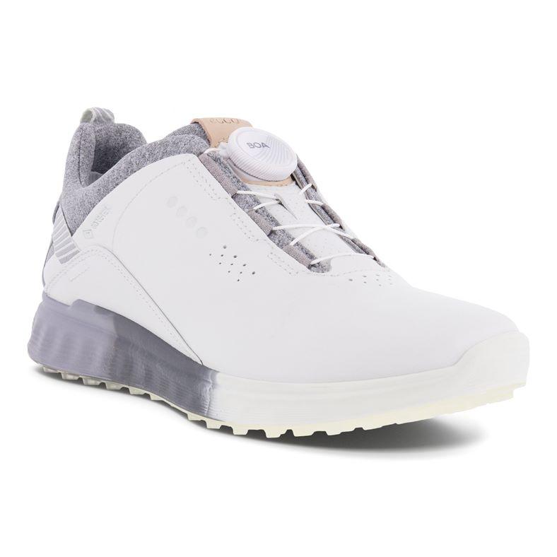 W Golf S-Three (White)