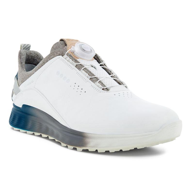 M Golf S-Three (White)